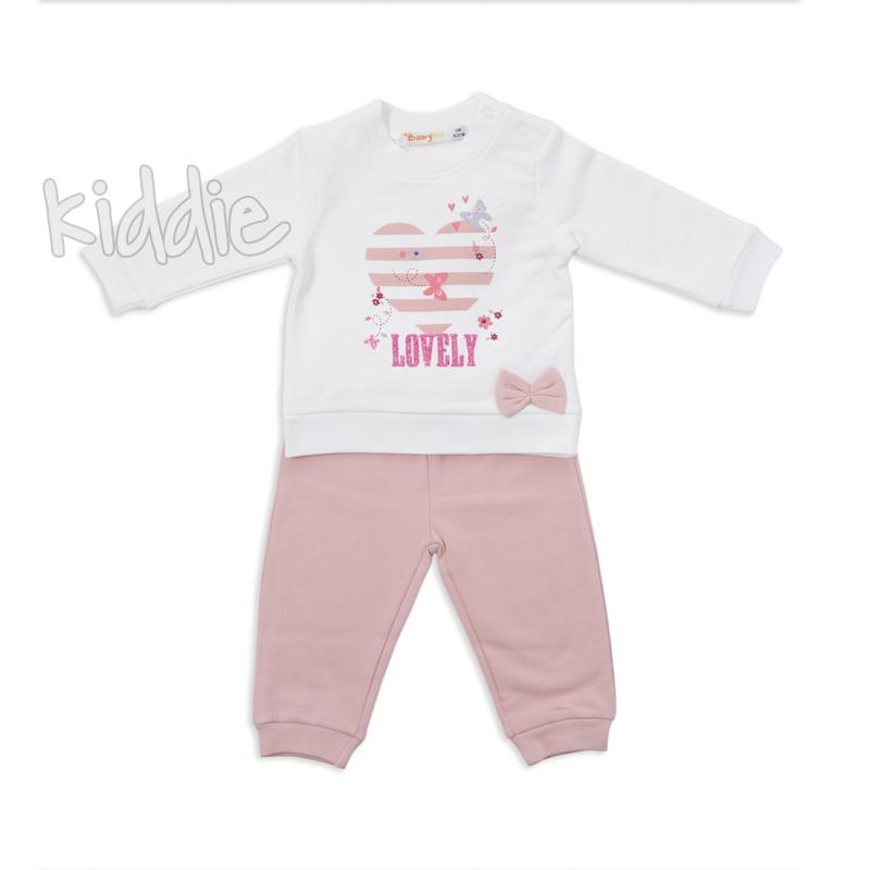 Compleu Babybol Lovely pentru bebe
