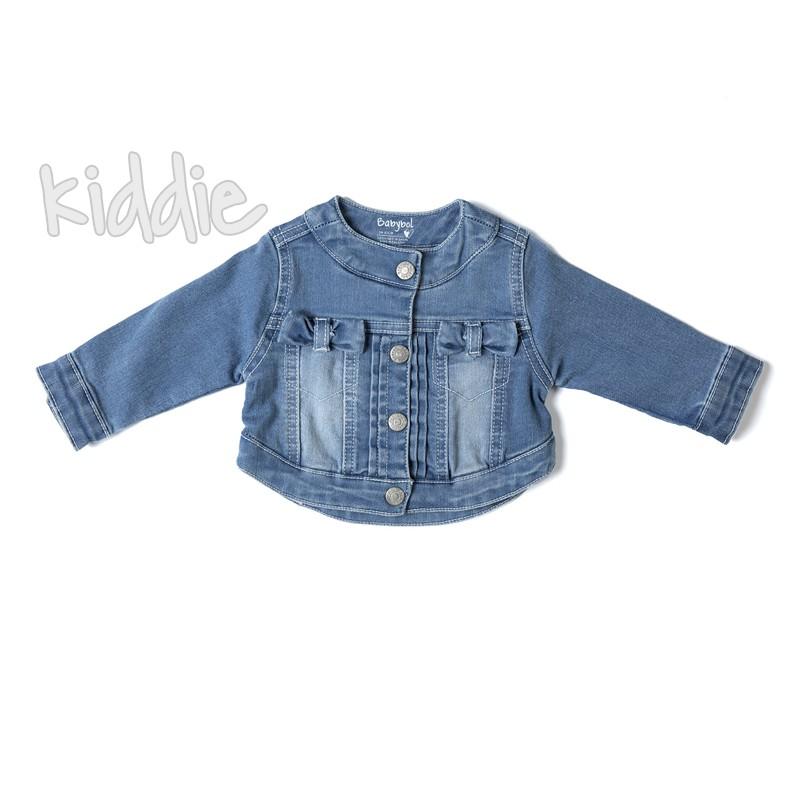 Jacheta de blugi Babybol pentru fata