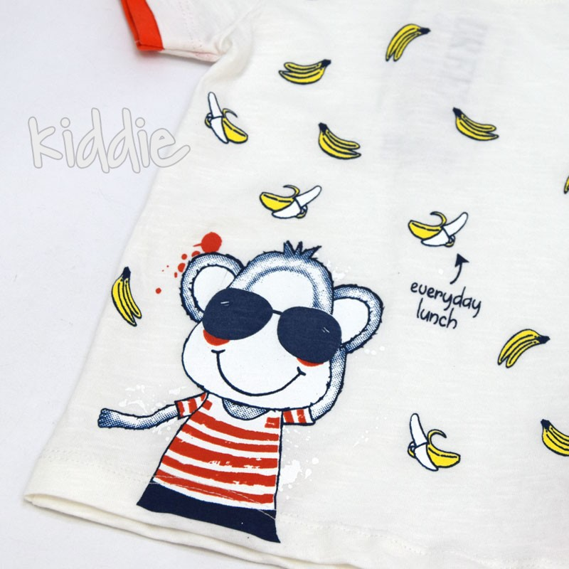 Set Monkey de baieti Breeze