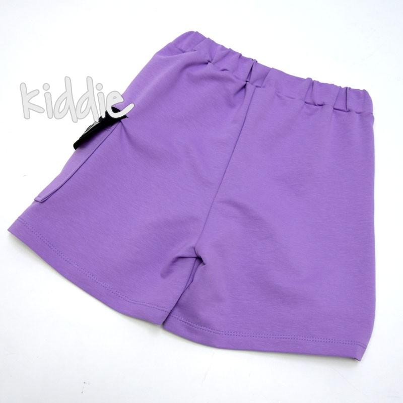 Fusta-pantaloni  Loco loco  fete