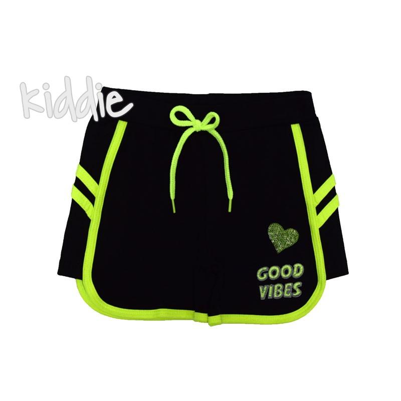Pantaloni scurti fete Good Vibes Breeze