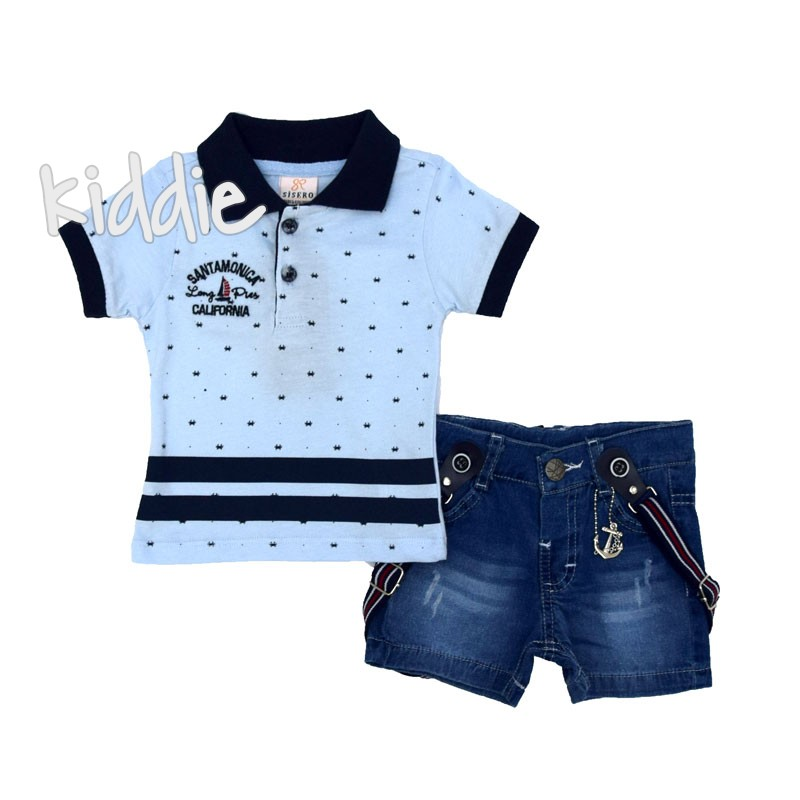 Set bebe California Sisero