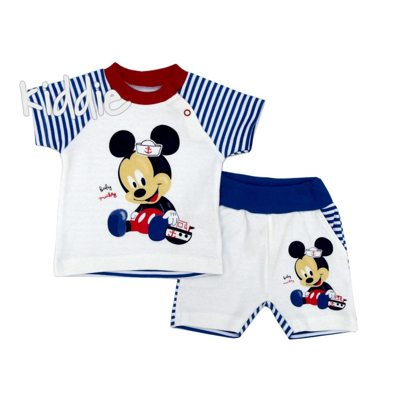 Compleu bebe Baby Mickey Bebelotti