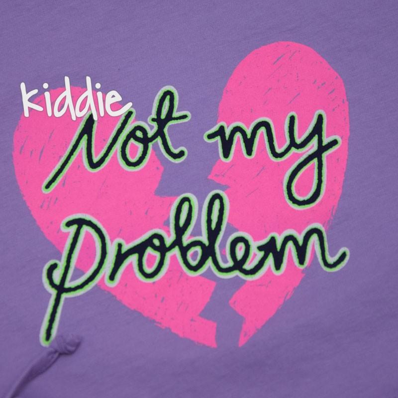 Tricou fete Not my Problem Cikoby
