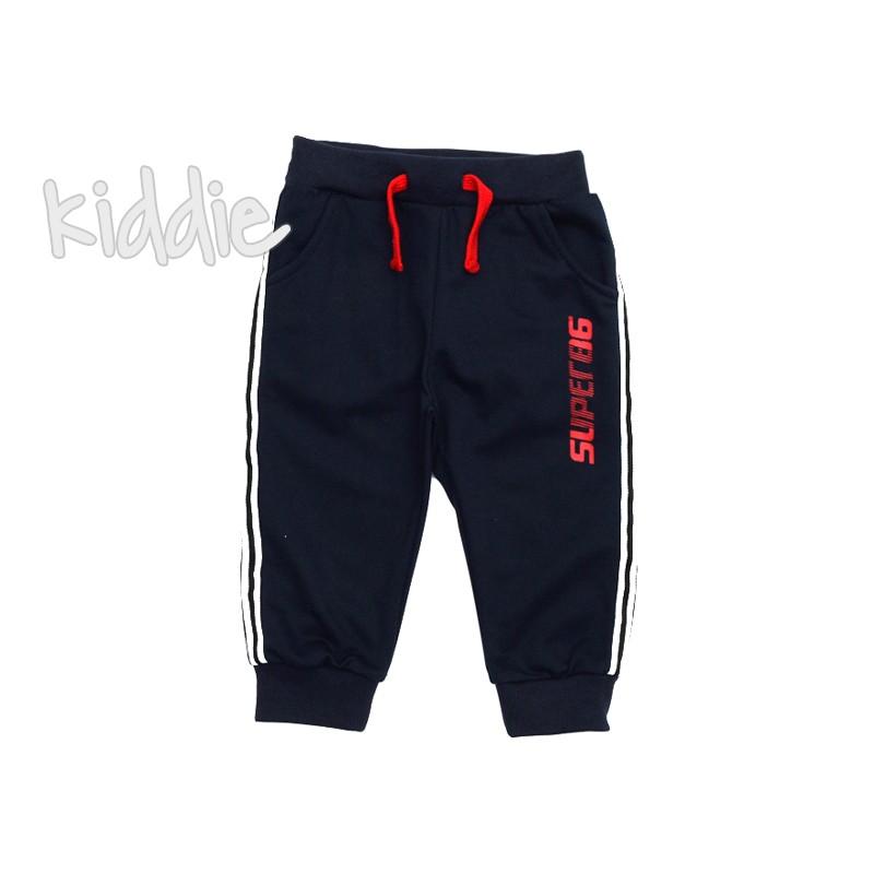 Pantaloni de trening Small Gang pentru baiat