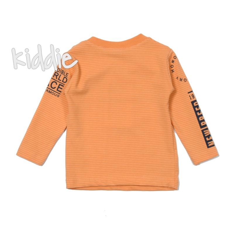 Bluza cu imprimeu bebelusi