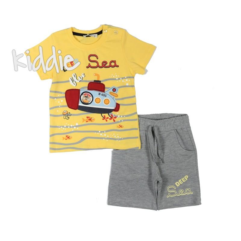Set pentru baieti Deep sea Breeze