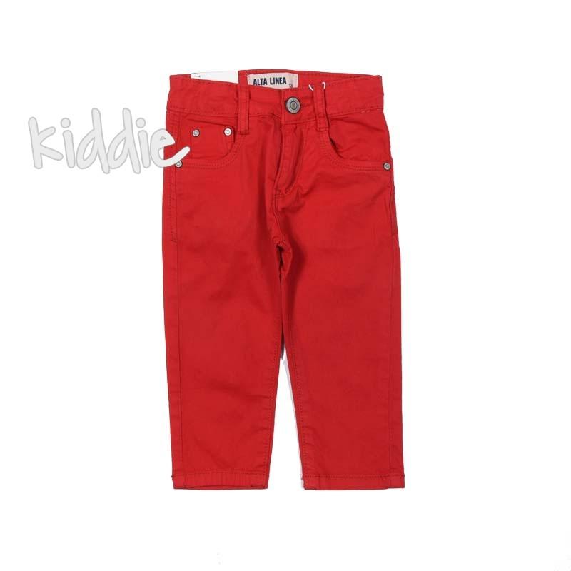 Pantaloni pentru bebe Alta Linea pentru baiat