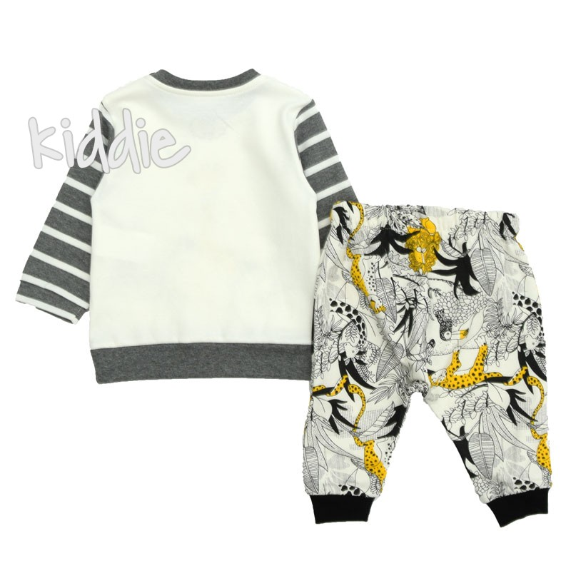 Set bebelusi Tongs girafe si zebre