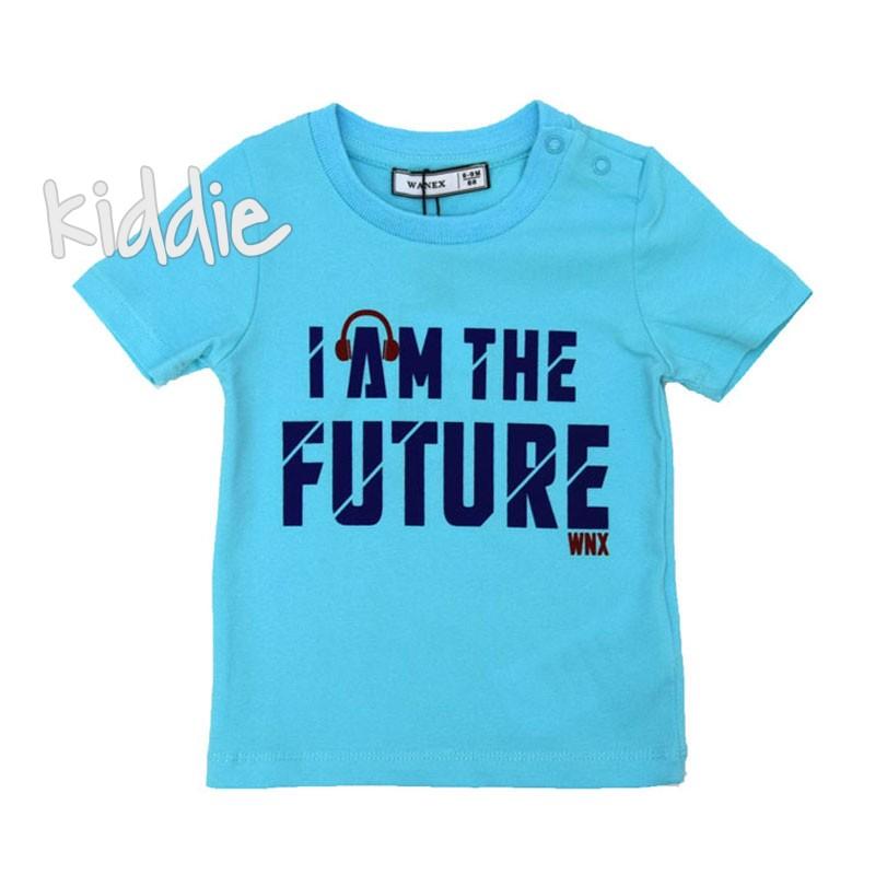 Tricou bebelusi Wanex I am the future