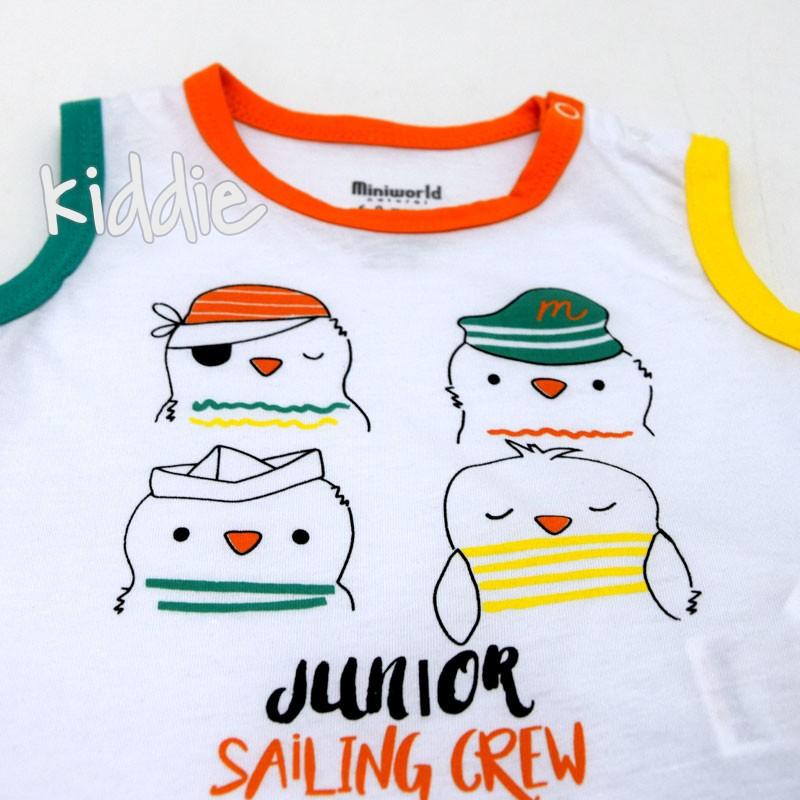 Set Miniworld Junior bebe