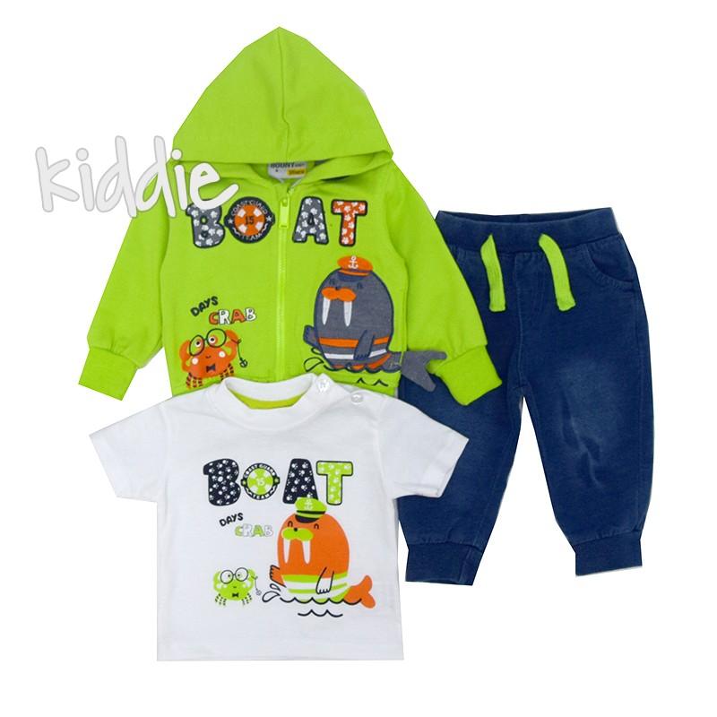 Compleu Boat Bouny Baby bebelusi