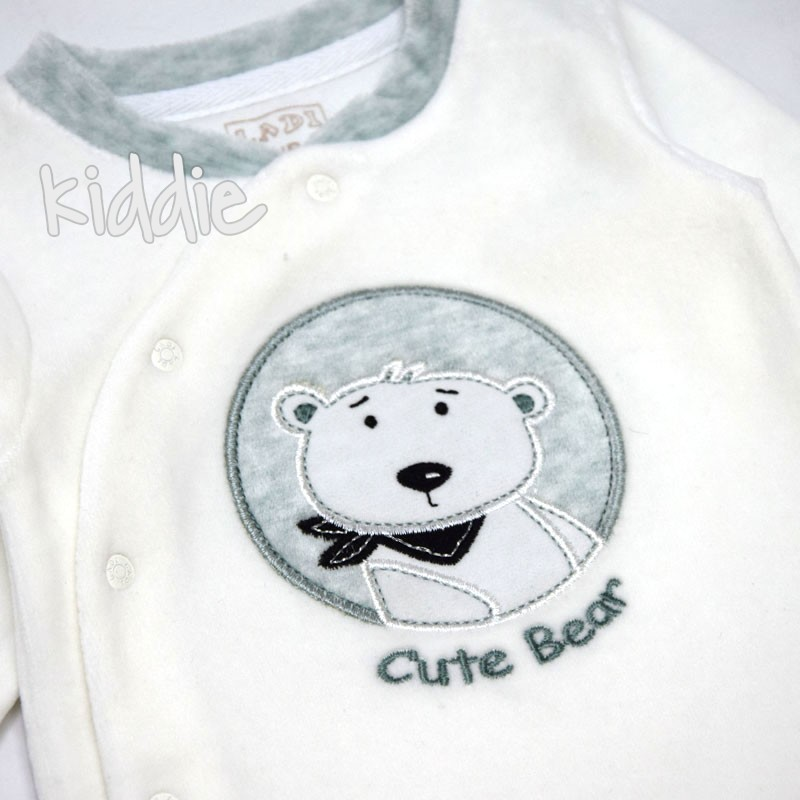 Salopeta bebe Ladi Cute Bear