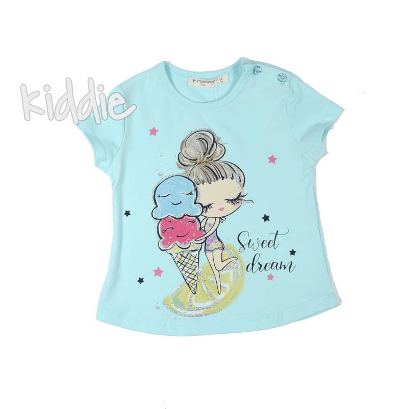 Tricou fetite Sweet Dream POP Fashion
