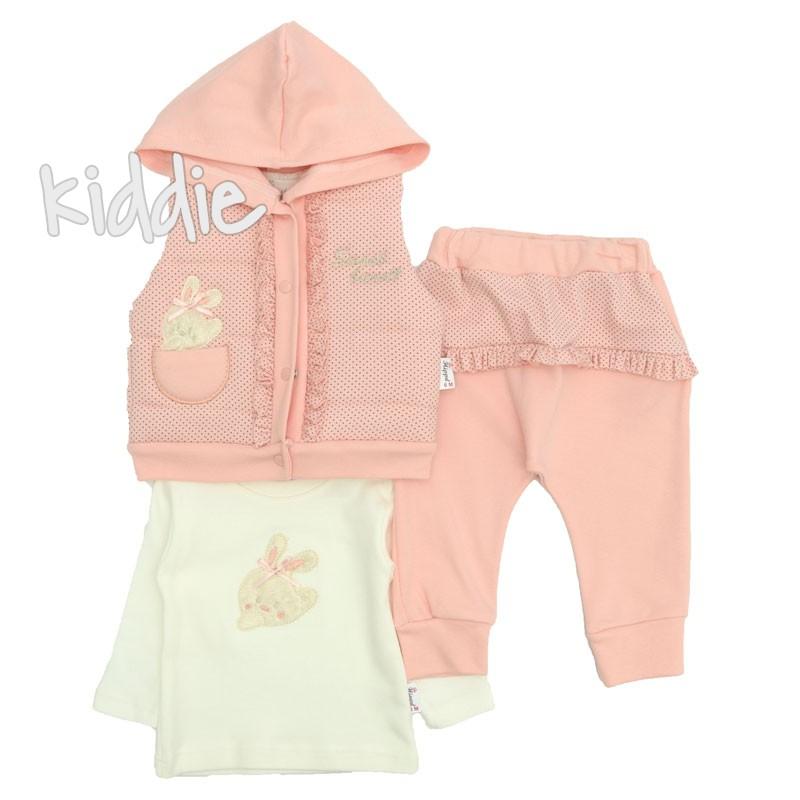 Compleu bebe Sweet Bunny Hippil Baby