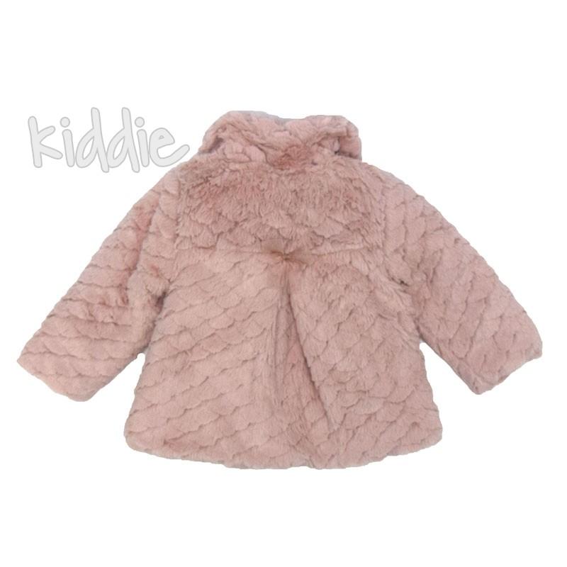 Palton pufos Bebessi fetite