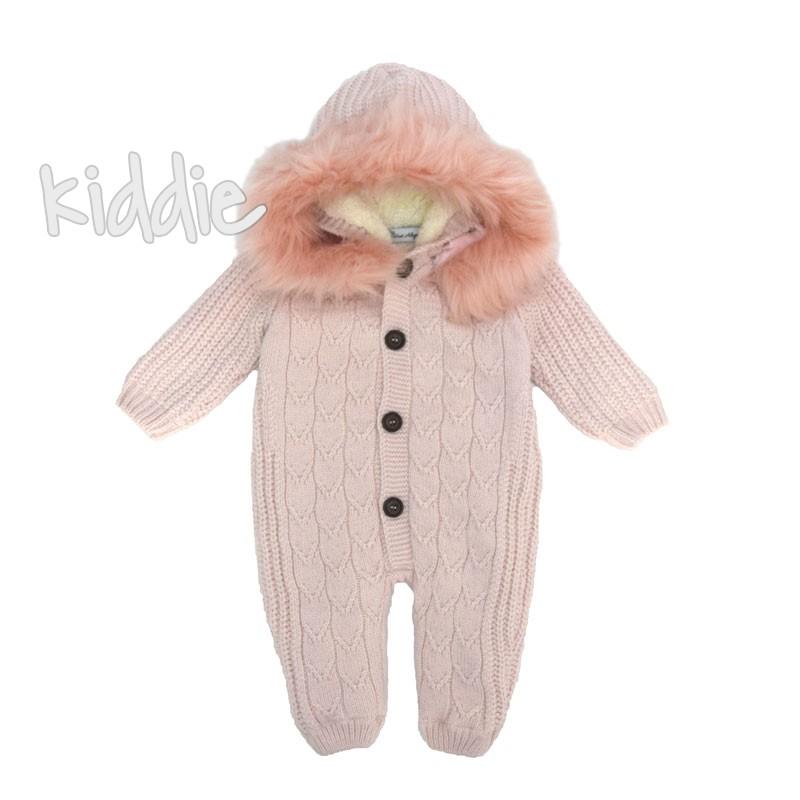 Salopeta tricotata Laleli bebe