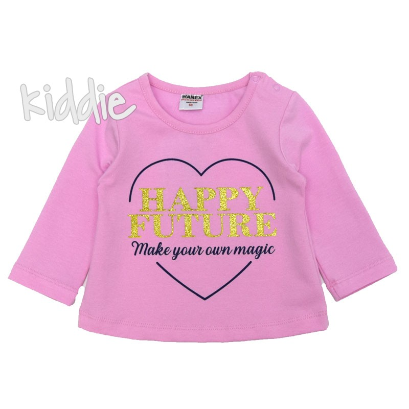 Bluza bebe Happy Future Wanex