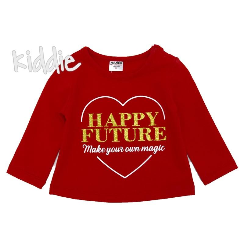 Bluza bebe Happy Future Wanex