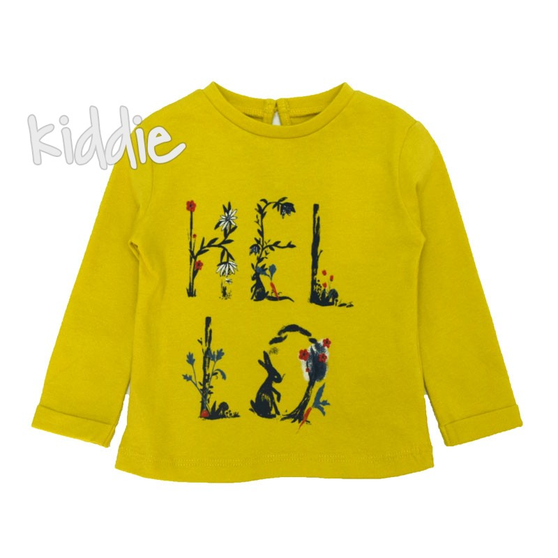 Bluza  Cikoby Hello fete