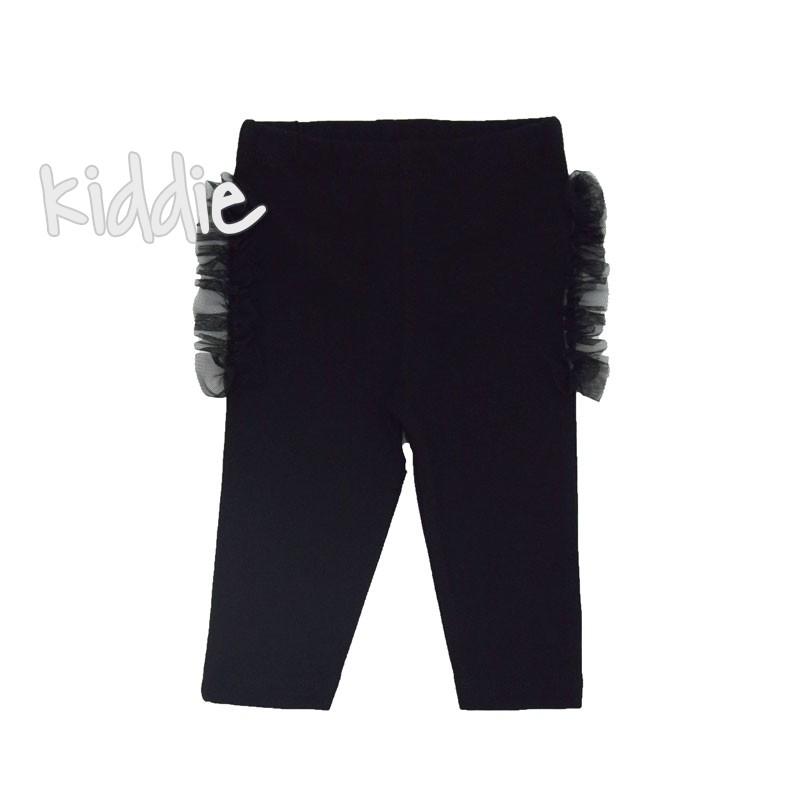 Pantaloni Cikoby cu volanase bebe