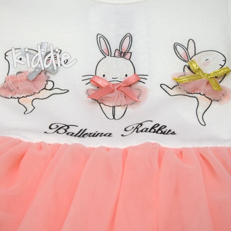 Rochie bebe Breeze Ballerina Rabbit
