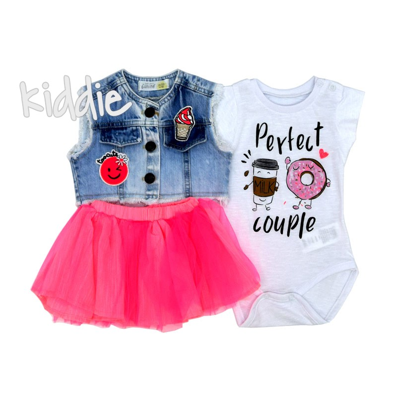 Set bebe Perfect Couple Cumino
