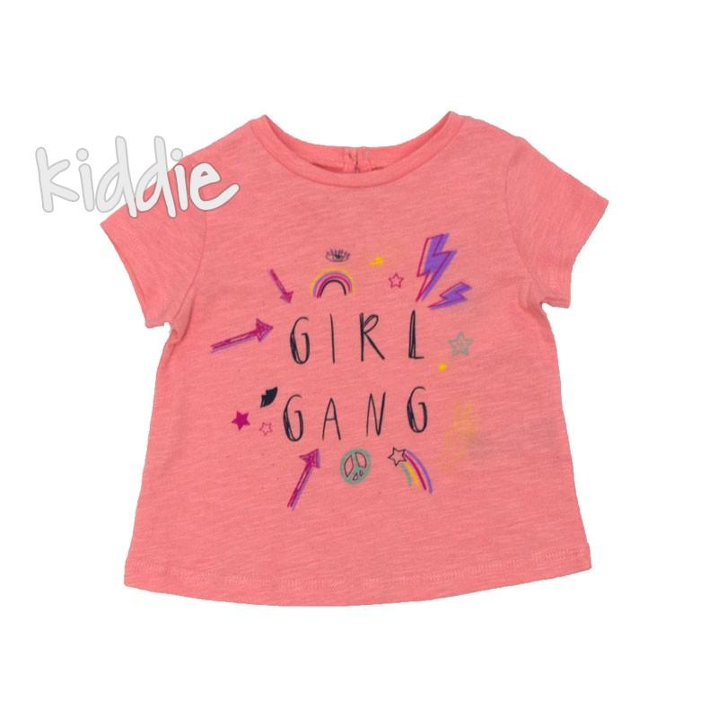 Tricou bebe Cikoby Girl Gang