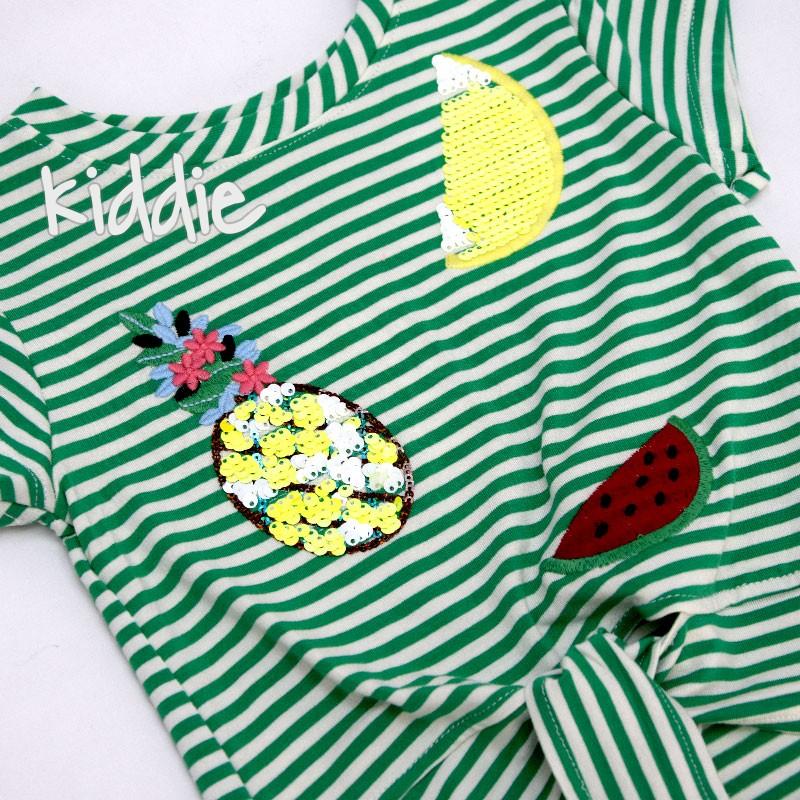 Tricou ananas pentru bebelusi Cichlid