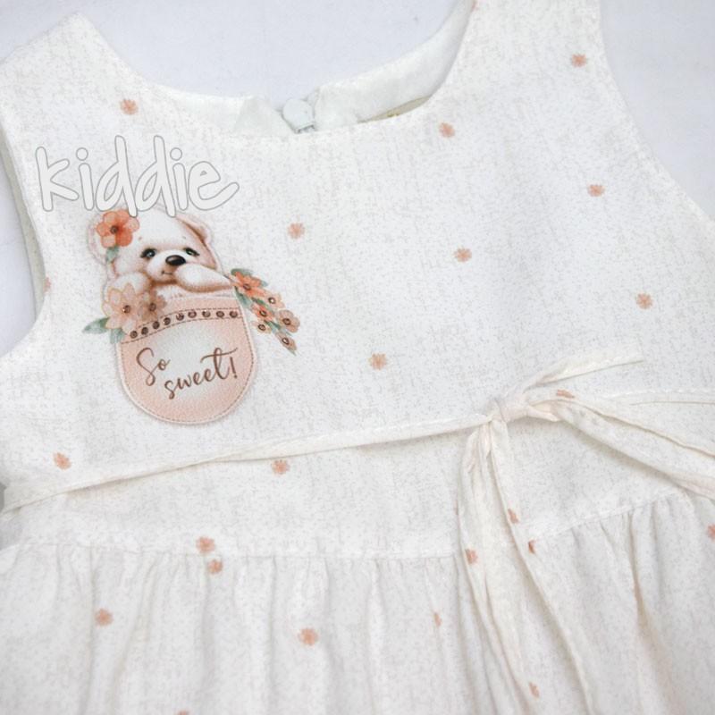 Rochie ursulet Moonstar bebe