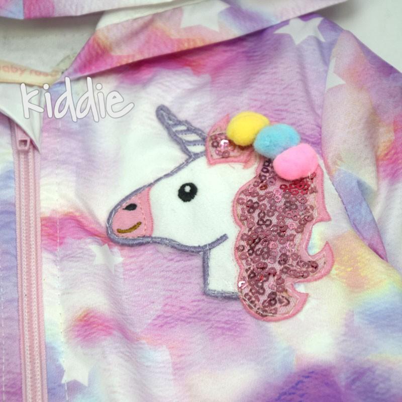 Geaca bebelusi Unicorn Baby Rose