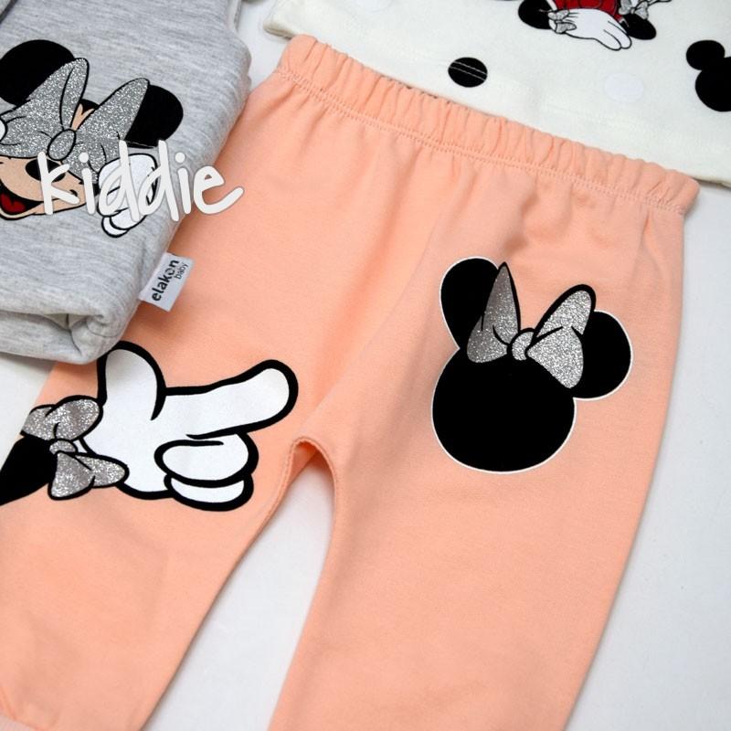 Set fete Minnie Mouse Elakon Baby