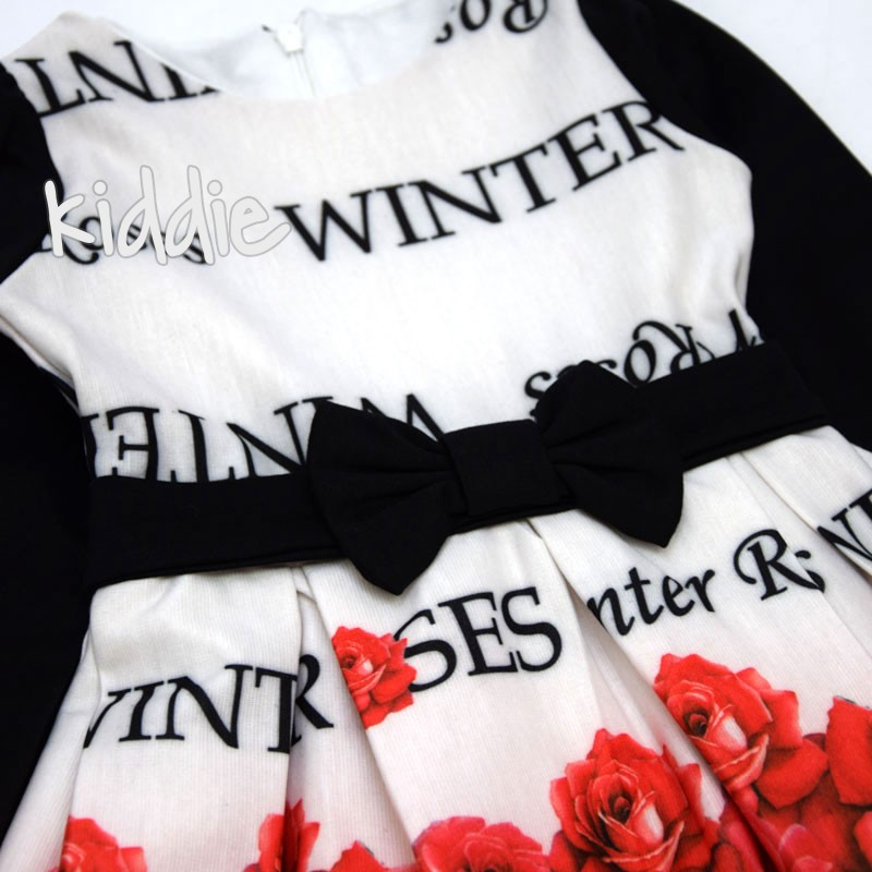 Rochie copii Winter Gamzelin
