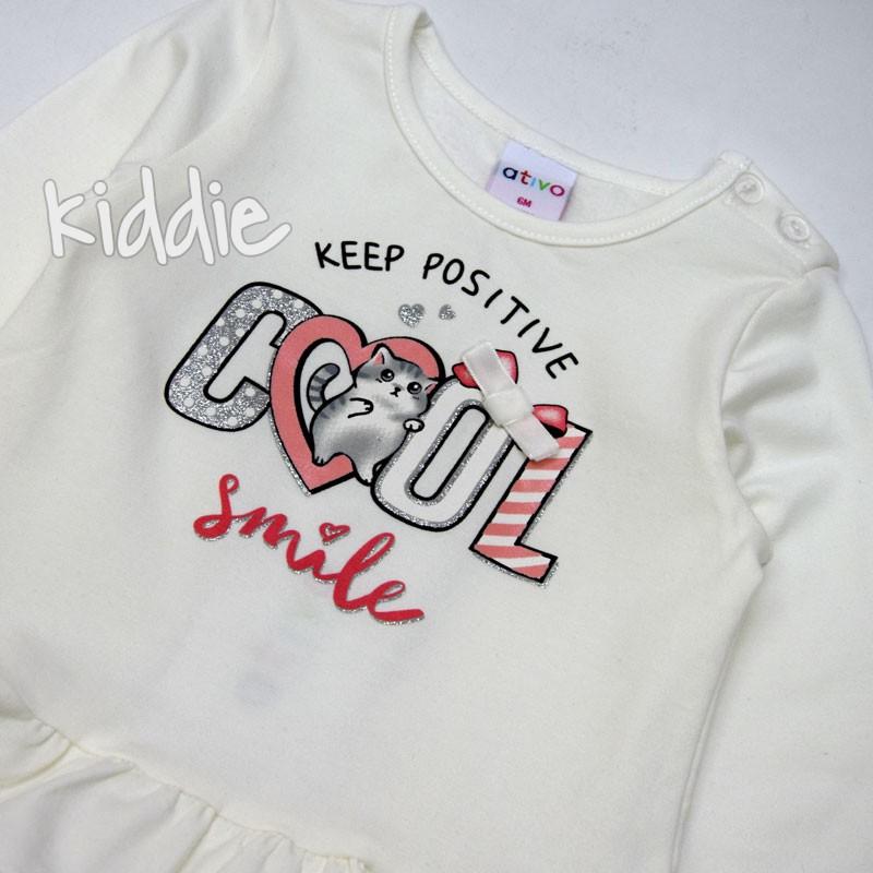 Bluza fete Cool Smile Ativo