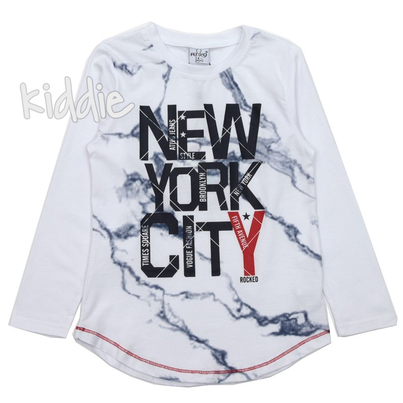 Bluza baiat New York city Ativo