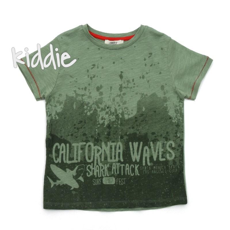 Tricou California Waves Cikoboy pentru baiat