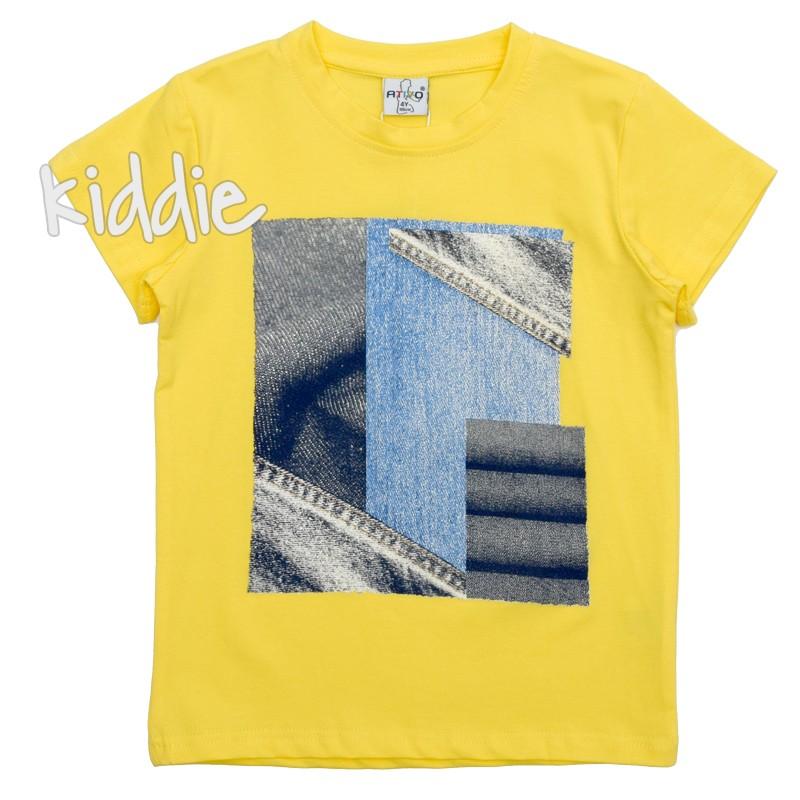 Tricou Ativo cu imprimeu pentru baiat