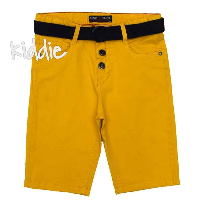 Pantaloni cu curea Ativo baiat