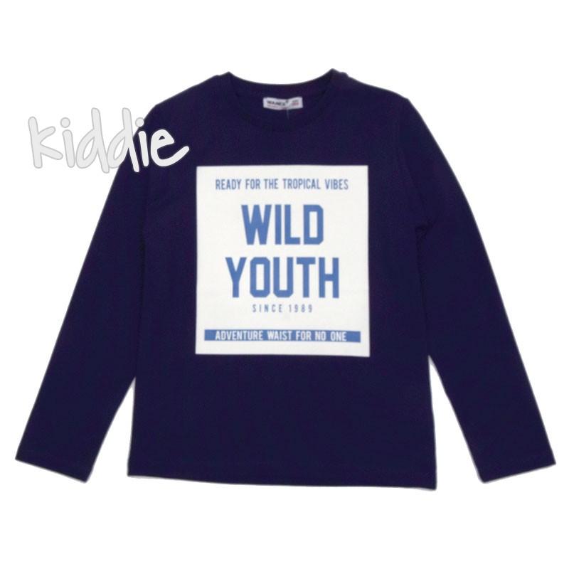 Bluza baieti Wanex Wild Youth