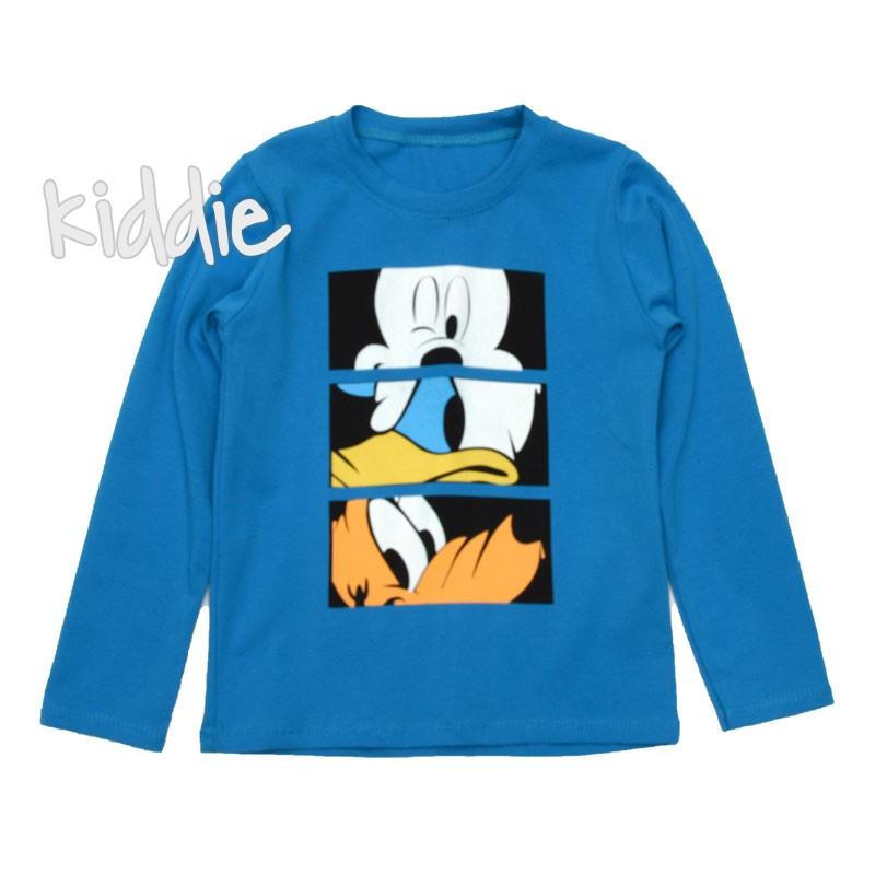 Bluza cu imprimeu Sevtex copii