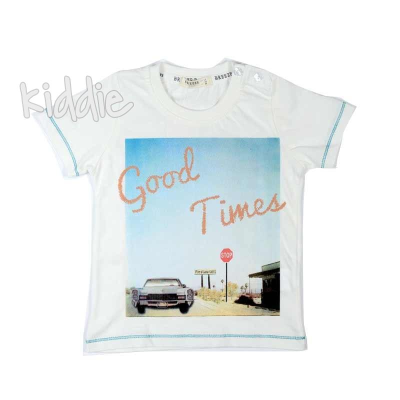 Tricou pentru baietiGood time Breeze