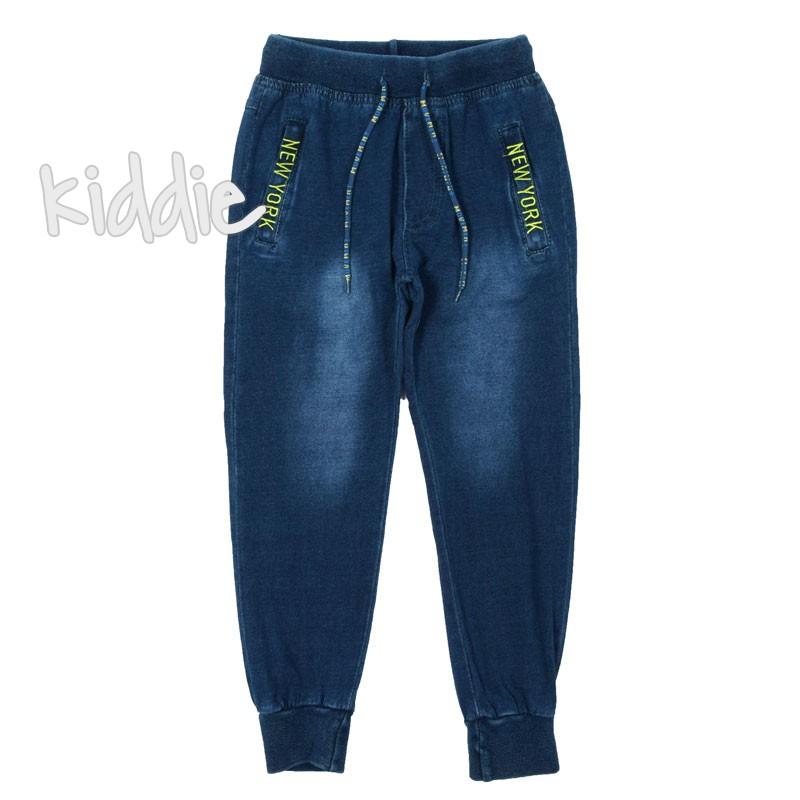 Pantaloni sport New York baieti
