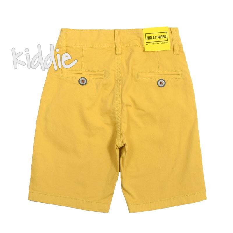 Pantaloni baieti Holly week