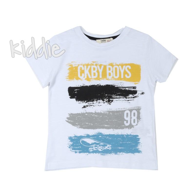 Tricou baiat CKBY Boys Cikoby