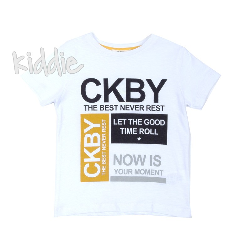 Tricou pentru baiat CKBY Cikoby