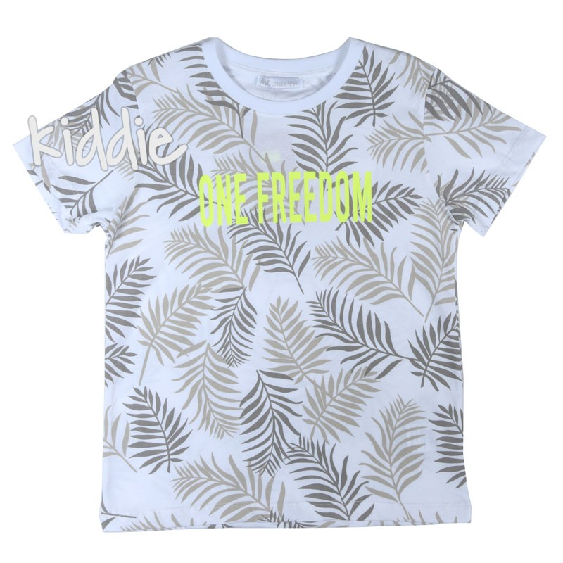 Tricou baieti One Freedom N and K