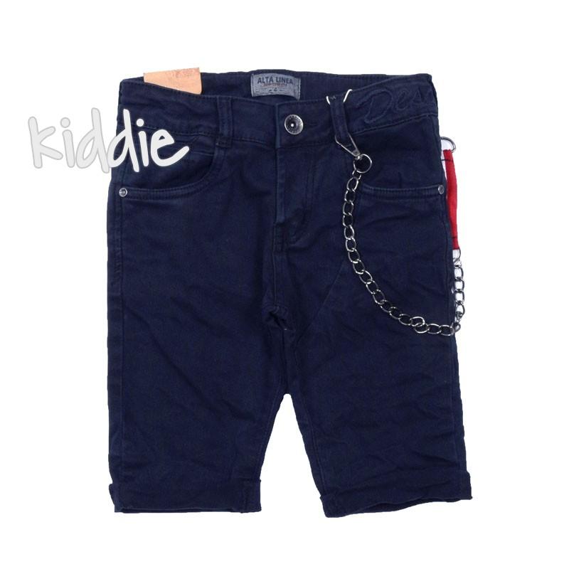 Pantaloni cu lantisor baieti