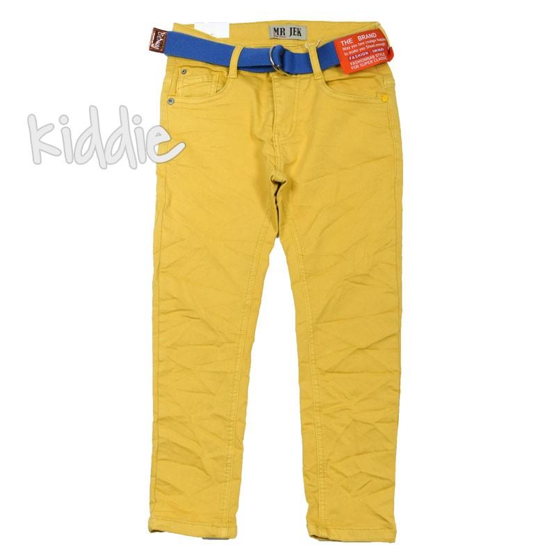 Pantaloni si curea Mr. Jek baieti