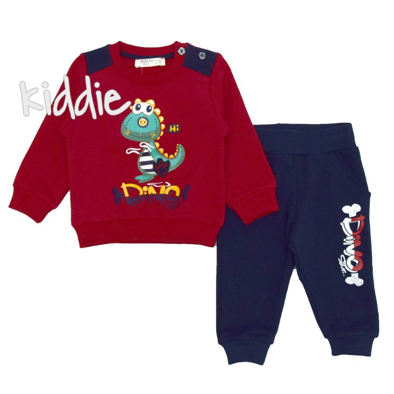 Set bebe Dino Breeze