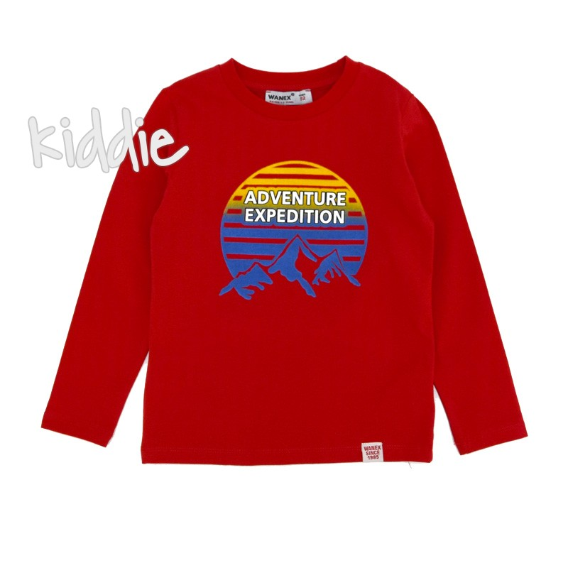 Bluza baiat Wanex Adventure Expedition